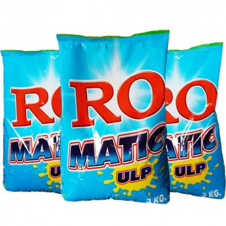 RO Matic ULP Bolsa 3 Kg.