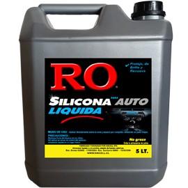 Silicona Liquida para Autos Bidon 5 Lt.