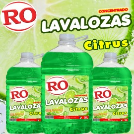 Lavalozas Citrus (bid 5 Lt)